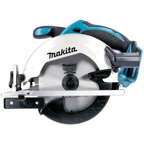 Makita DSS611Z 18V li-ion LXT Circular Saw Body Only 165mm