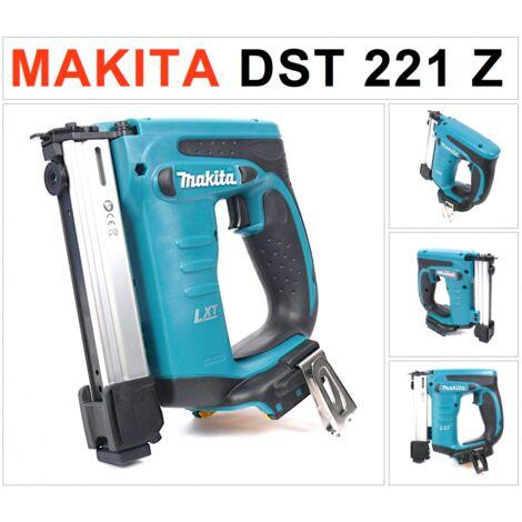 Makita DST 221 Z Akku Tacker 18V 22mm Solo - ohne Akku, ohne Ladegerät