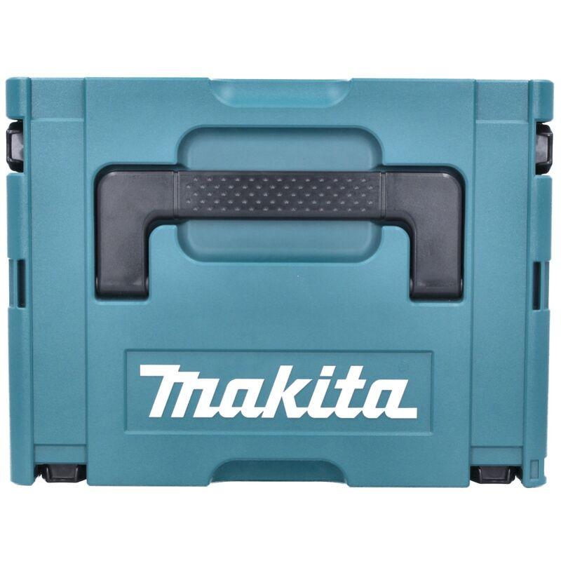 sans Batterie ni Chargeur Makita DTD 152 ZJ 18V Li-Ion Visseuse /à chocs sans fil avec bo/îtier Makpac