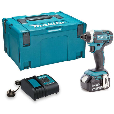 Makita DTD152 18v Impact Driver with 1 x 5.0Ah Battery