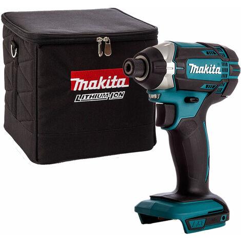 Makita DTD152Z 18V LXT Impact Driver Body With 831373-8 Cube Tool Bag:18V