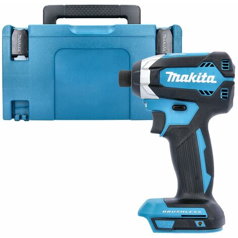 Makita DTD153Z 18V Brushless Impact Driver Gen 2 With Type 3 Case & Inlay