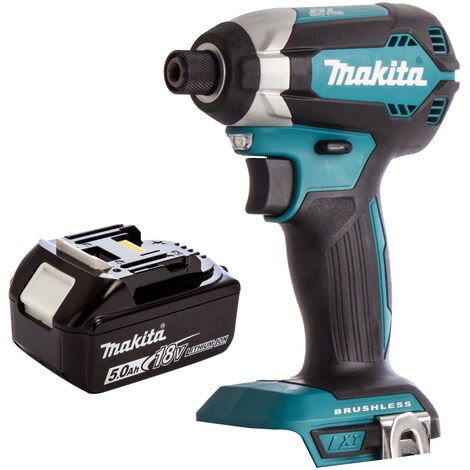 Makita DTD153Z 18V Brushless Impact Driver With 1 x 5.0Ah Battery