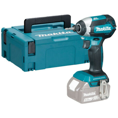 Makita DTD153ZJ 18V LXT Cordless Brushless Impact Driver in a Makpac Case