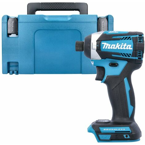 Makita DTD154Z 18V Brushless Impact Driver With Case & Inlay