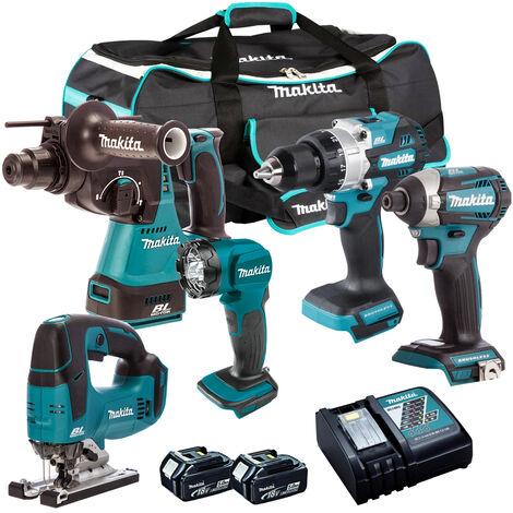 Makita DTM50Z 18V Oscillating MultiTool With 831373-8 Cube Tool Bag:18V