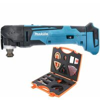 Makita DTM51 18V LXT Cordless Multitool With Extra 20 Piece Accessories Set