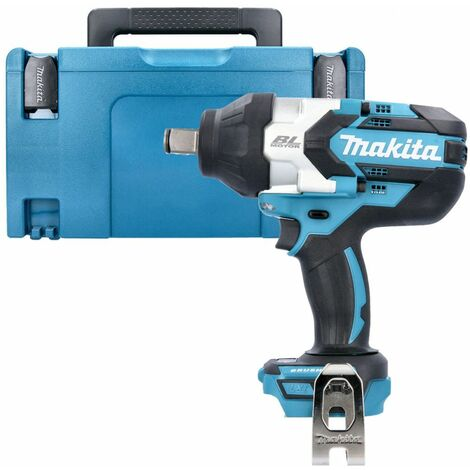 Makita DTW1001Z 18V Brushless Impact Wrench With Type 3 Case & Inlay