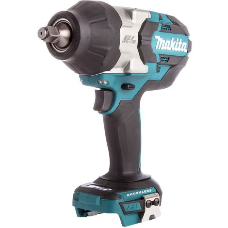 "Makita DTW1002Z 18V LXT 1/2"" Brushless Impact Wrench Drive Body Only"