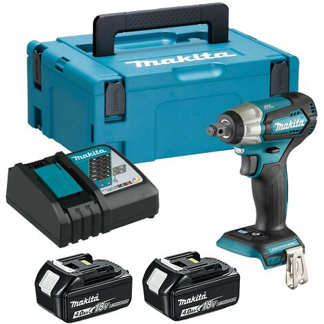 """Makita DTW181RMJ 18v LXT 1/2"""" Impact Wrench Brushless Cordless Compact 2 x 4.0ah"""