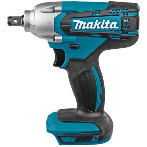 """Makita DTW190ZJ Boulonneuse à chocs à batteries 18V Li-Ion (machine seule) dans MAKPAC - 190Nm - 1/2"""""""