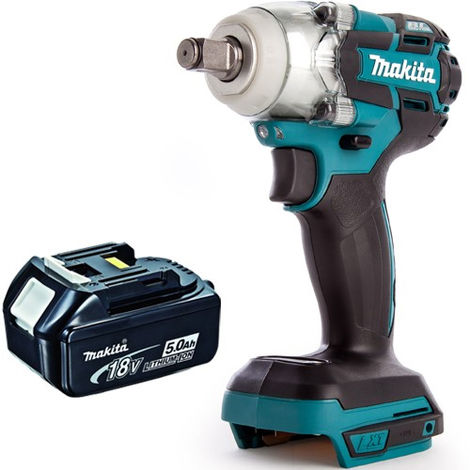 Makita DTW285Z 18v 1/2in Brushless Impact Wrench With 5.0Ah Battery
