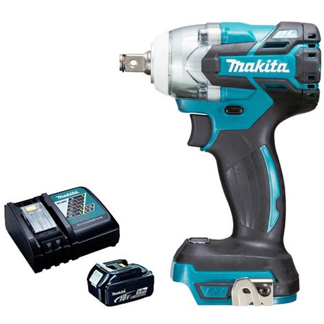 """main image of """"Makita DTW285Z 18V 1/2in Impact Wrench With 1 x 5ah Battery & Charger"""""""