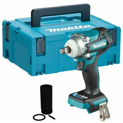 """main image of """"Makita DTW300Z 18V 1/2"""" Brushless Impact Wrench with Makpac Case & Impact Socket"""""""