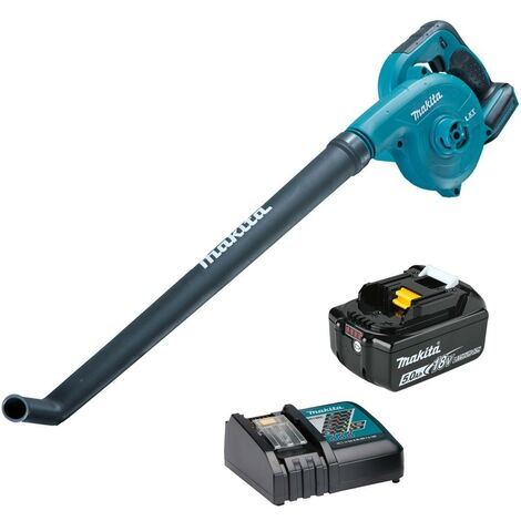 Makita DUB183RT 18v Cordless Garden Leaf Blower Lithium Ion + Battery + Charger