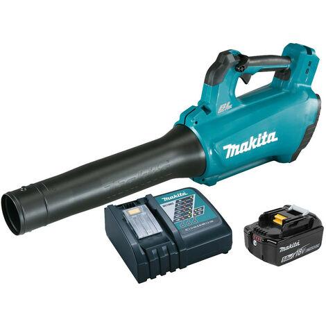 Makita DUB184RT BL LXT 18V Blower 1x 5Ah Battery