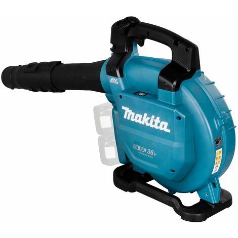 Makita DUB363ZV - Souffleur / aspirateur de feuilles Li-Ion 36V (2x 18V) (machine seule) - 194 km/h