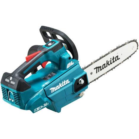 Makita DUC256Z Chainsaw 36V LXT Brushless Body Only:36V