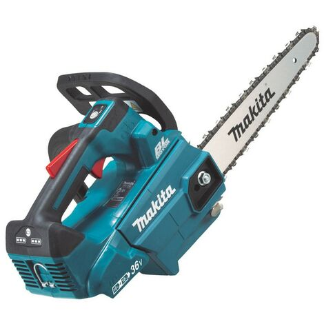 """main image of """"Makita DUC256Z Twin 18v / 36v LXT Cordless Lithium Ion Chainsaw 250mm Bare Unit"""""""