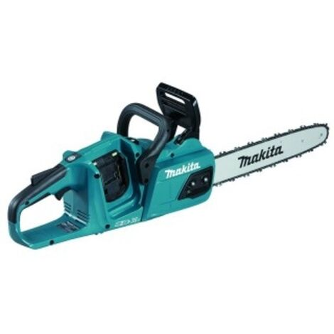 """main image of """"Makita DUC355Z Twin 18v 36v Cordless Chainsaw 35cm Bar Body Only"""""""