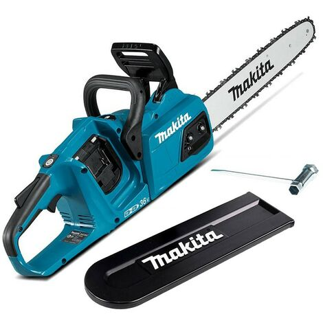 """main image of """"Makita DUC355Z Twin 18v / 36v LXT Cordless 35cm 14"""" Chainsaw Lithium Ion - Bare"""""""
