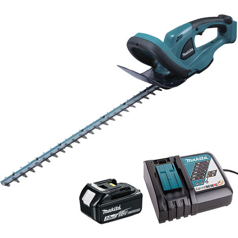 Makita DUH523Z 18V Cordless Hedge Trimmer With 3.0Ah Battery & Charger