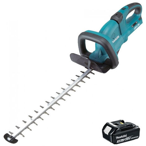 Makita DUH551Z 36V LXT 550mm Hedge Trimmer With 1 x 3.0Ah Battery