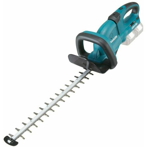 Makita DUH551Z Twin 18V LXT Cordless 550mm Hedge Trimmer Bare Unit