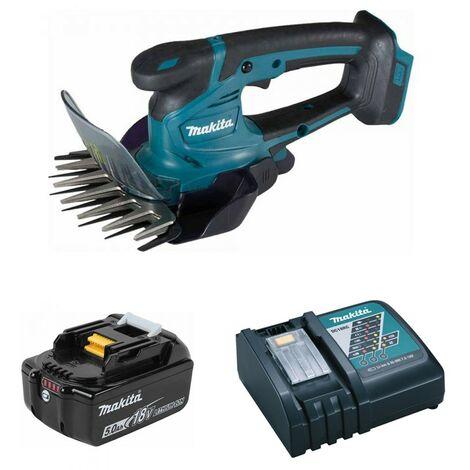 Makita DUM604RTX LXT 18v Li-Ion Cordless Grass Shear Cutter Trimmer + Battery