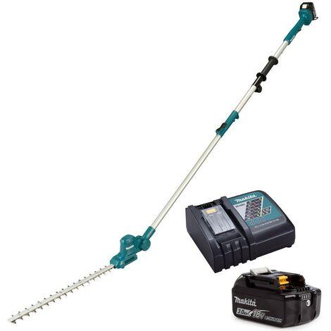 Makita DUN461WRJ LXT 18v Telescopic Pole Hedge Cutter Trimmer Long Reach Battery