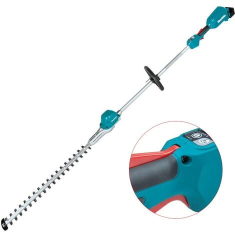 """main image of """"Makita DUN600LZ LXT 18v Brushless Pole Hedge Cutter Trimmer Long Reach 3 Speed"""""""