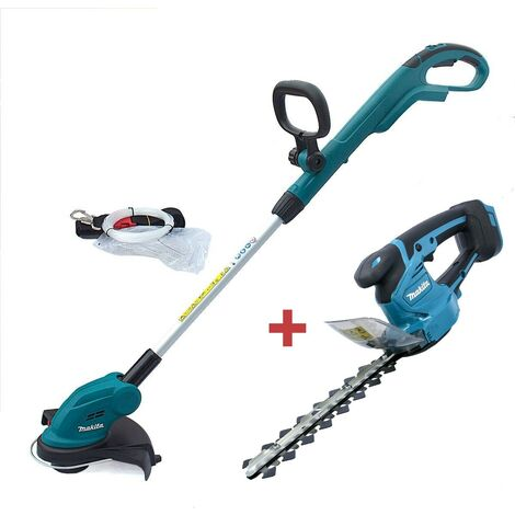 """main image of """"Makita DUR181Z LXT 18v LXT Cordless Grass Line Trimmer Strimmer + Hedge Cutter"""""""