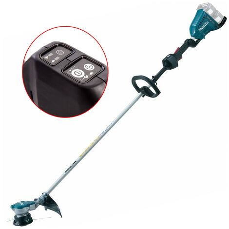 Makita DUR364L Twin LXT 18v / 36v Lithium-Ion Brushless Line Trimmer - Bare Unit