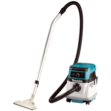 Makita DVC151LZ 36V Cordless/Corded L-Class Dust Extractor 240V