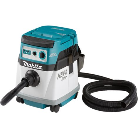 Makita DVC153LZ Dust Extractor 36V Brushless L Class LXT Body Only:36V