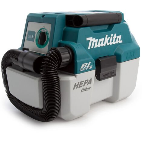 Makita DVC750LZ 18V LXT Brushless L-Class Vacuum Cleaner Body Only:18V