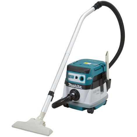 Makita DVC863LZ 36V LXT Brushless L-Class Dust Extractor Body Only:36V
