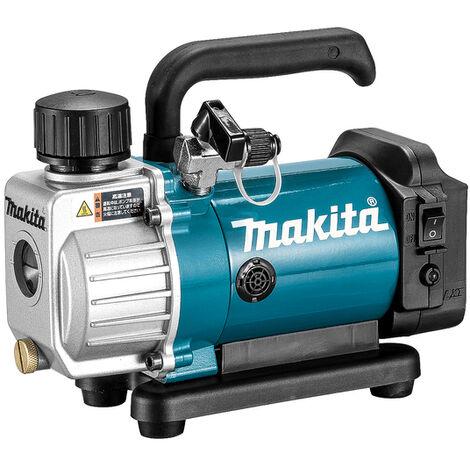 Makita DVP180Z Pompe à vide à batteries 18V Li-Ion (machine seule) - 50L/min - 20PA