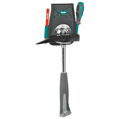 Makita E-05240 Looped Hammer Axe Holder Tool Pouch for Belts Strap System