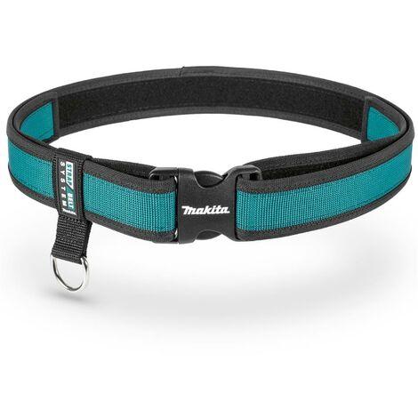 Makita E-05337 Quick Release Tool Belt + D Loop Clip - Blue Range Strap System