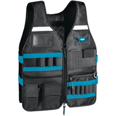 Makita E-05636 Work Vest With Adjustable Pockets