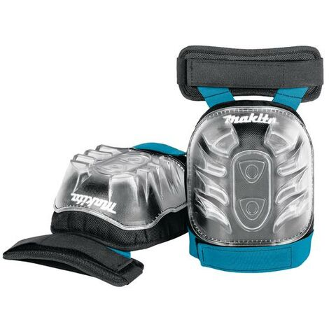 Makita E-05658 Ultimate Knee Pads Heavy Duty One Size Fastening Strap System