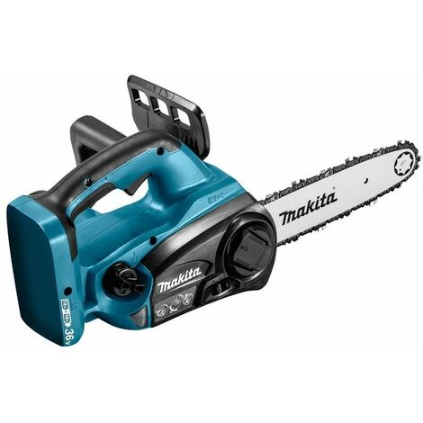 Makita Elettrosega a Batteria 18Vx2 Litio 250mm duc252z