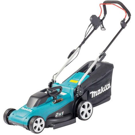 Makita ELM3720X 370mm Electric Lawn Mower 1400W 240V