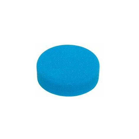 Makita Eponge à polir (Bleue) de finition pour polisseuse 150x50mm - P-21733