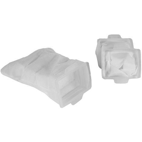 Makita Filtro colector de polvo para aspiradoras a batería DCL / BCL 182 y 140 - Pack 3 unidades ( 166084-9 )