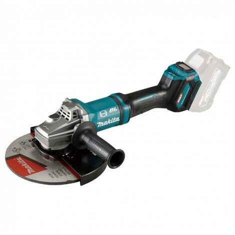 Makita GA038GZ07 40v Max XGT 230mm Brushless Angle Grinder Paddle Switch Bare
