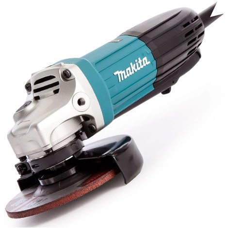 Makita GA4534 240V 115mm Angle Grinder 720 watts