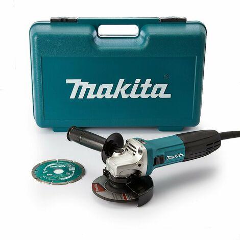 Makita GA4540R01 110v 115mm 1100w Grinder
