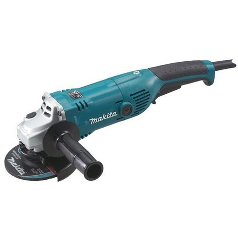 MAKITA GA5021C - Mini-amoladora 125 mm 1450w 10000 rpm sjs sar makpower